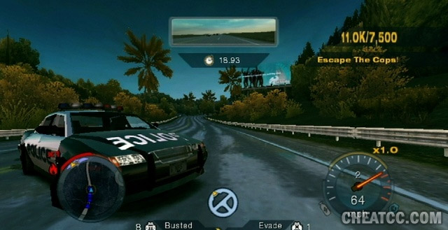 need for speed undercover review for nintendo wii. Black Bedroom Furniture Sets. Home Design Ideas